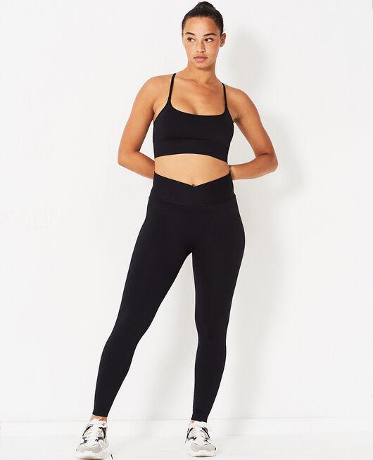 Legging de sport Noir Yoga