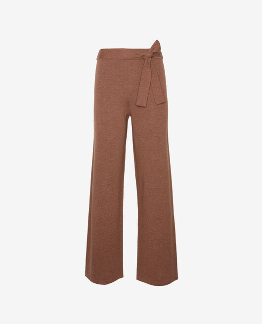 Pantalon Brun muscade Naturel
