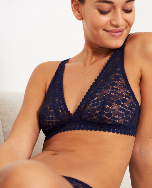 Wireless bra Navy Josephine