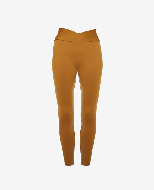 Legging de sport Brun cocktail Yoga