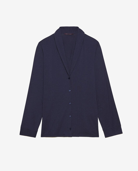 Pyjama jacket Navy Paresse