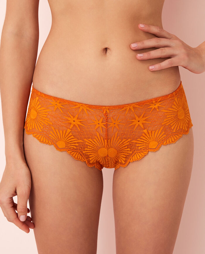Shorty brésilien Orange maya Soleil