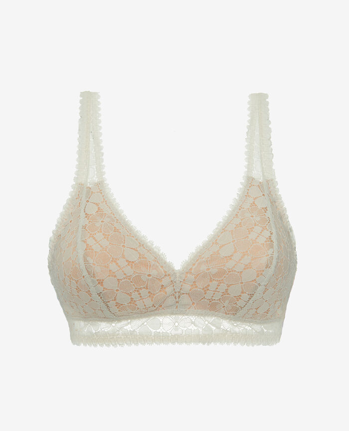 Triangle bra post-surgery Rose white Josephine