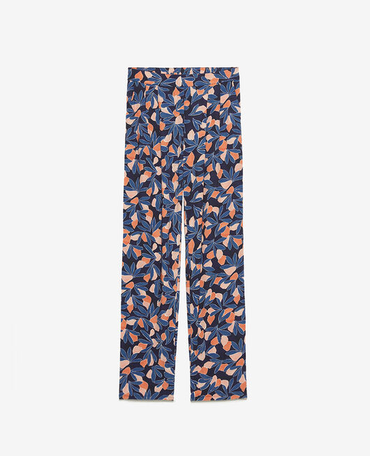 Trousers Storm blue watercolour Attitude imprime