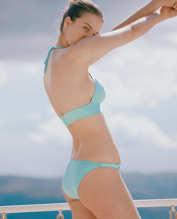 Culotte de bain bikini Vert chance Impala