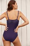 Body Bleu cabaret Simone