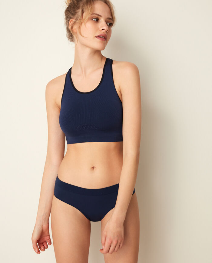 Sport briefs Navy Yoga