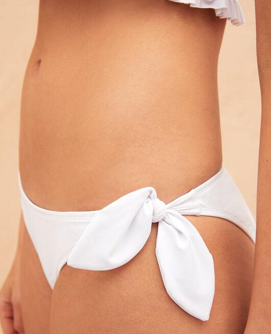 High-cut bikini briefs White Casablanca