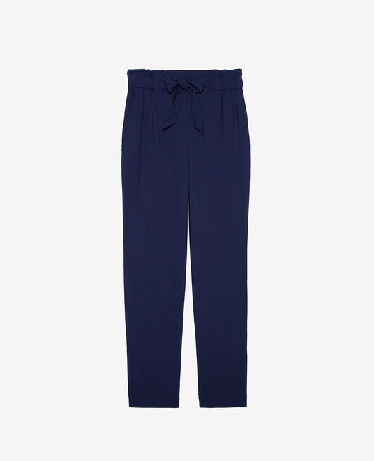 Carrot pants Navy Pimpant