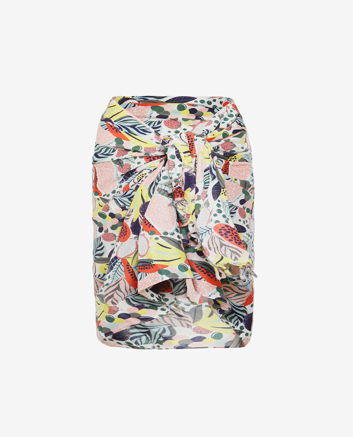 Sarong Multicolour Jujube