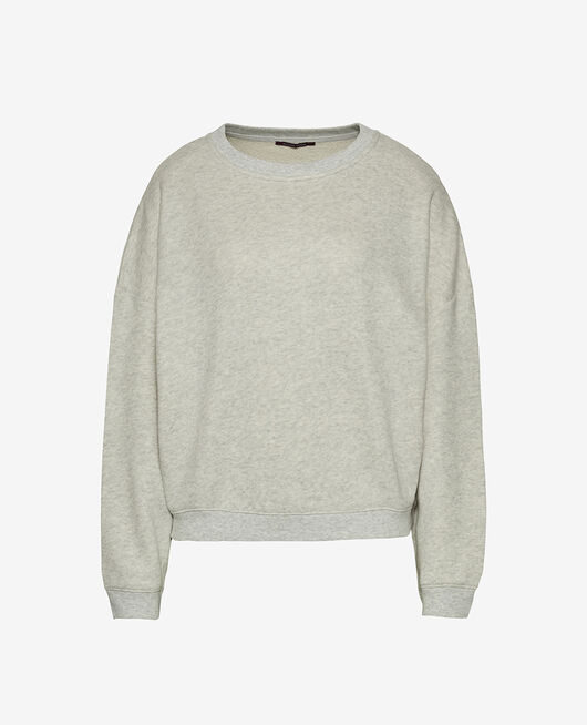 Sweater Flecked grey Doudou