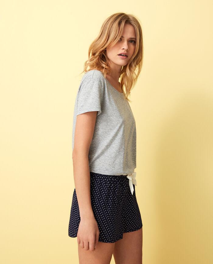 Pyjama shorts Willie blue Darling