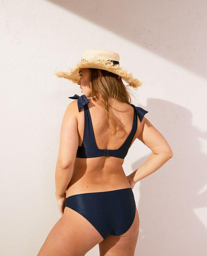 Hipster bikini briefs Midnight blue Reve