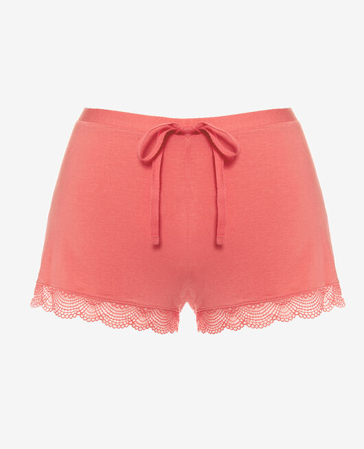 Pyjama shorts Java pink Reverie