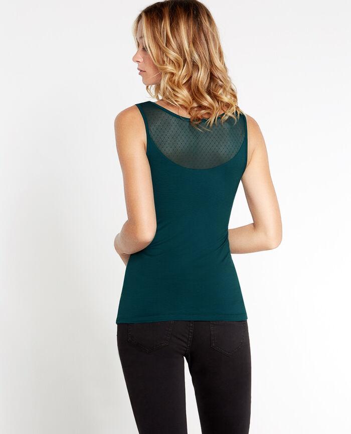 Vest top Midnight green Innerwear