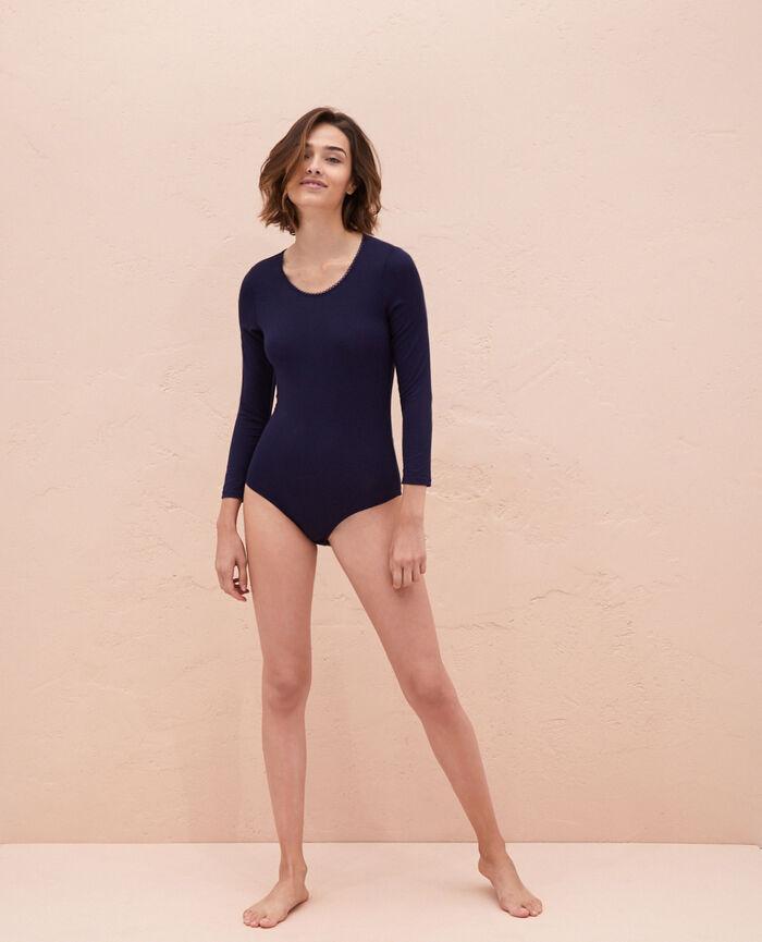 Body Bleu marine Innerwear