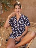 Set pyjama Pois bleu marine Tutti frutti