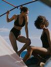 Maillot de bain triangle sans armatures Noir Impala - le feel good