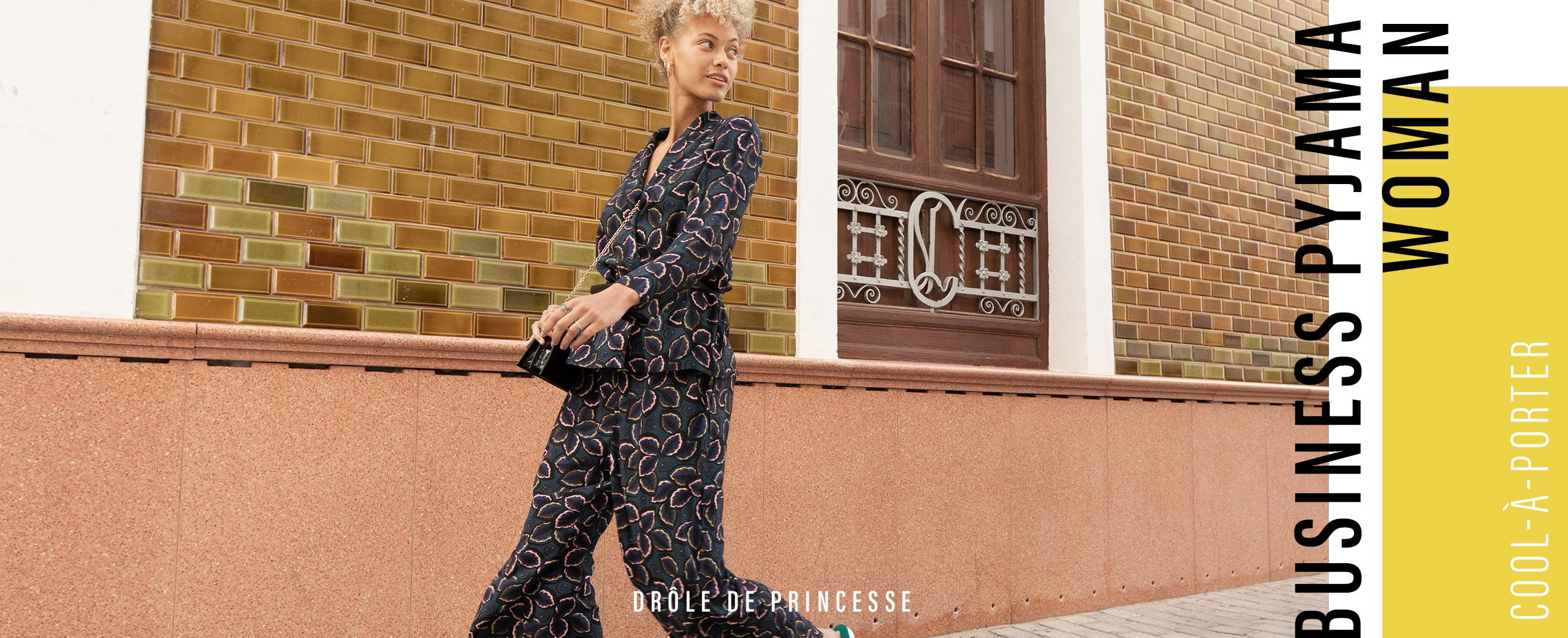 Business Pyjama Woman