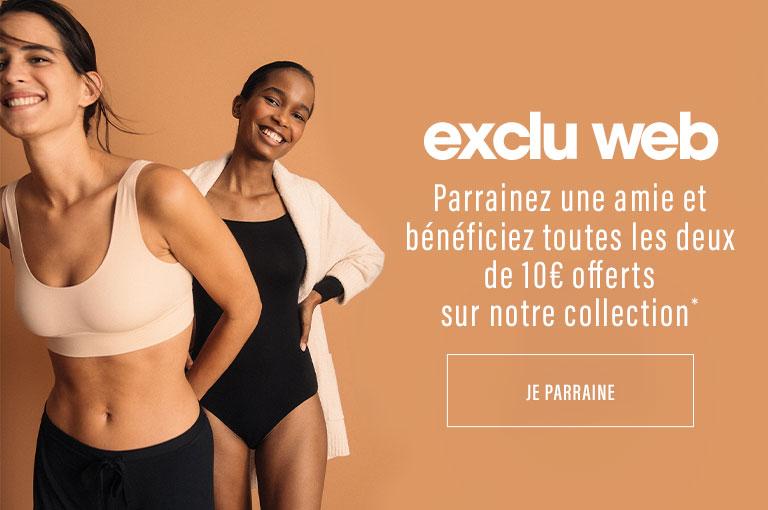 Exclu web : parrainage