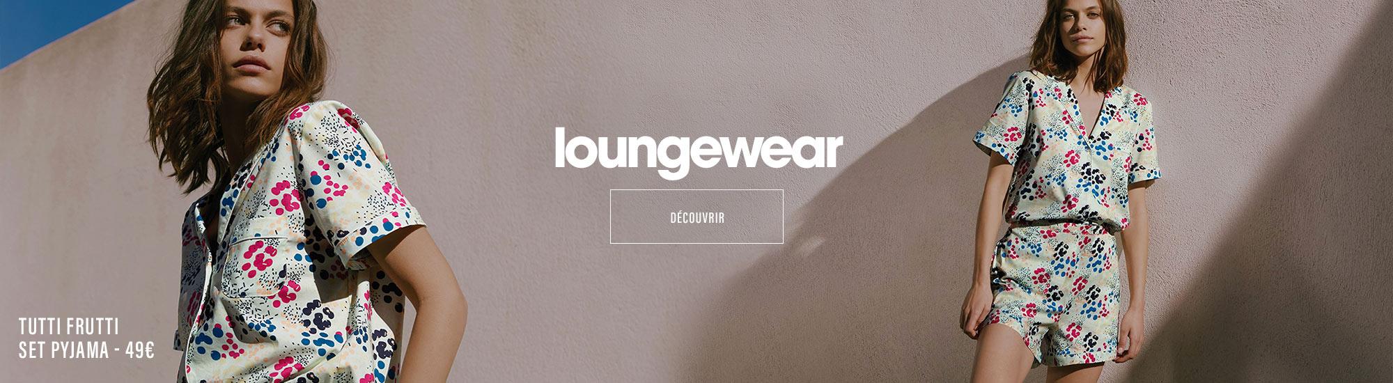 Nouveautés loungewear