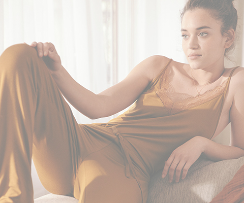 Rêverie, confortable et féminin, à vous les jolis rêves !