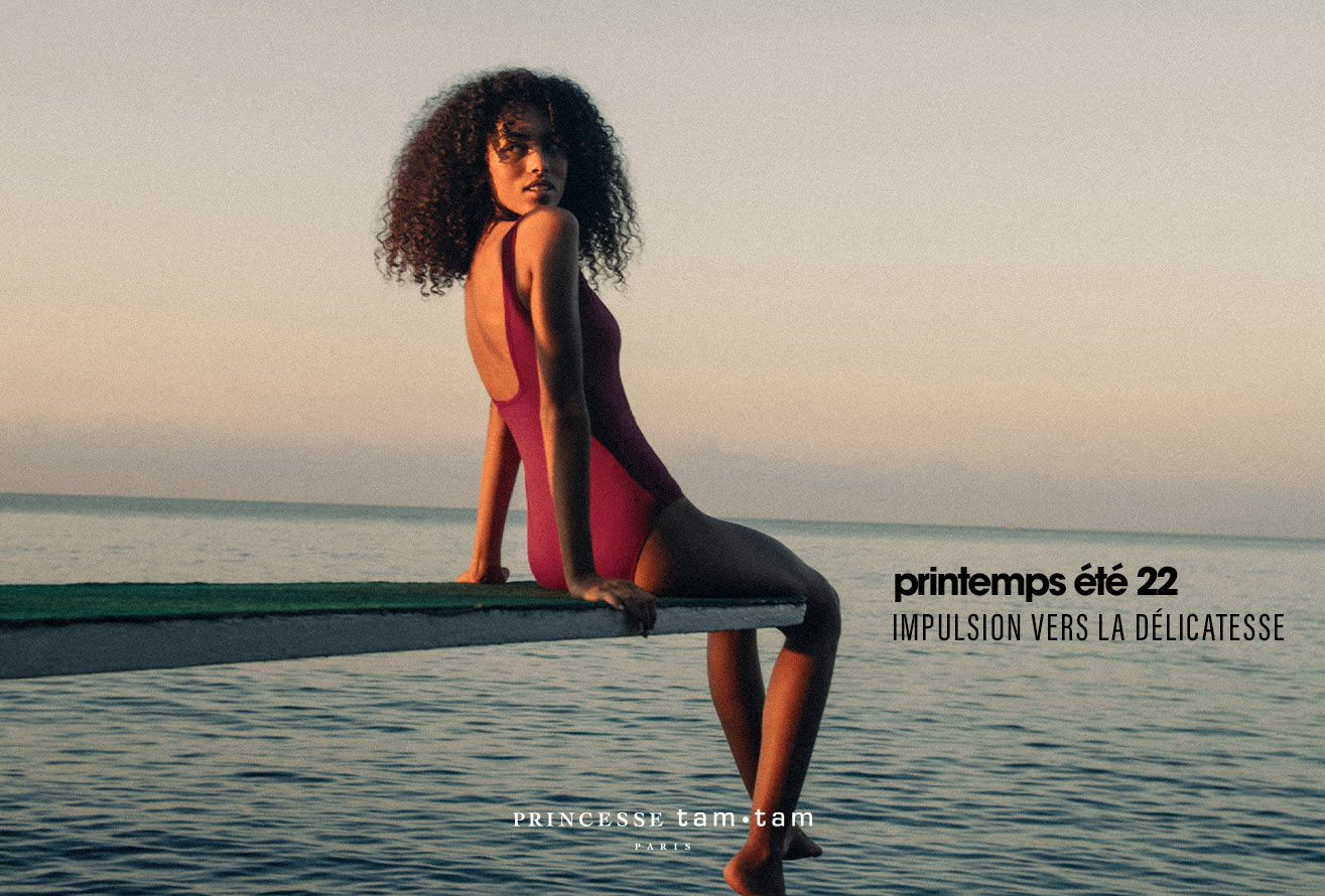 Lookbook Printemps-été 2019 Princesse tam.tam