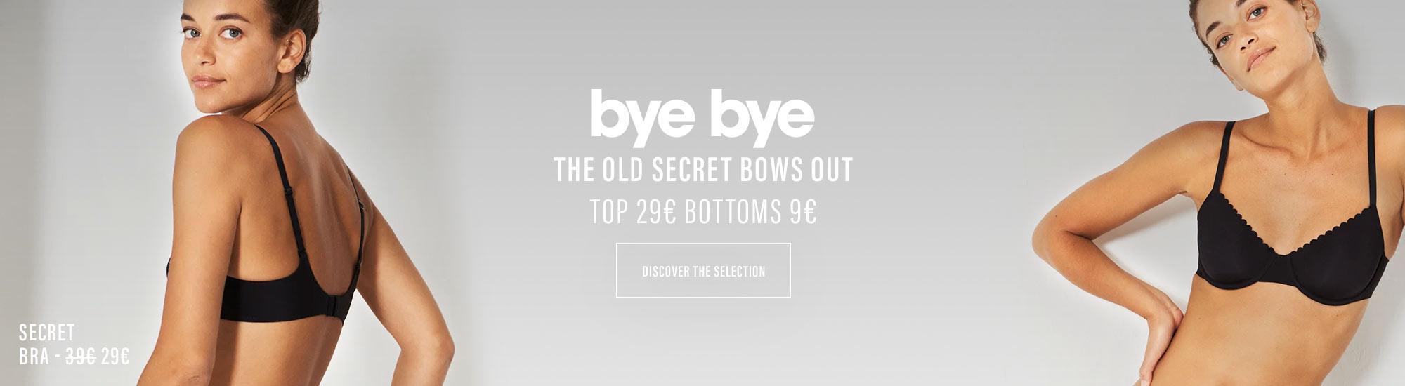 Bye Bye Secret