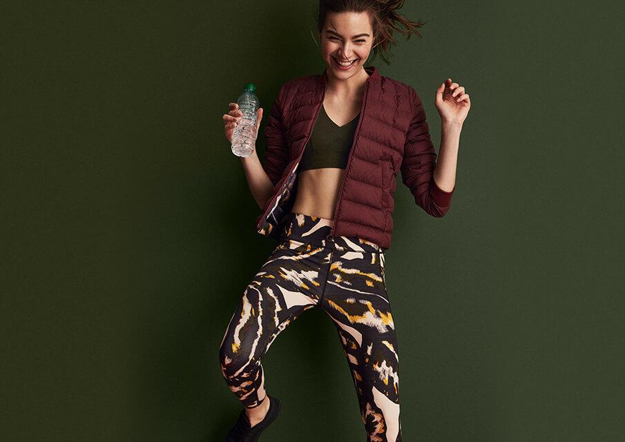 Sportswear femme  Princesse tam.tam, collection printemps-été 2018