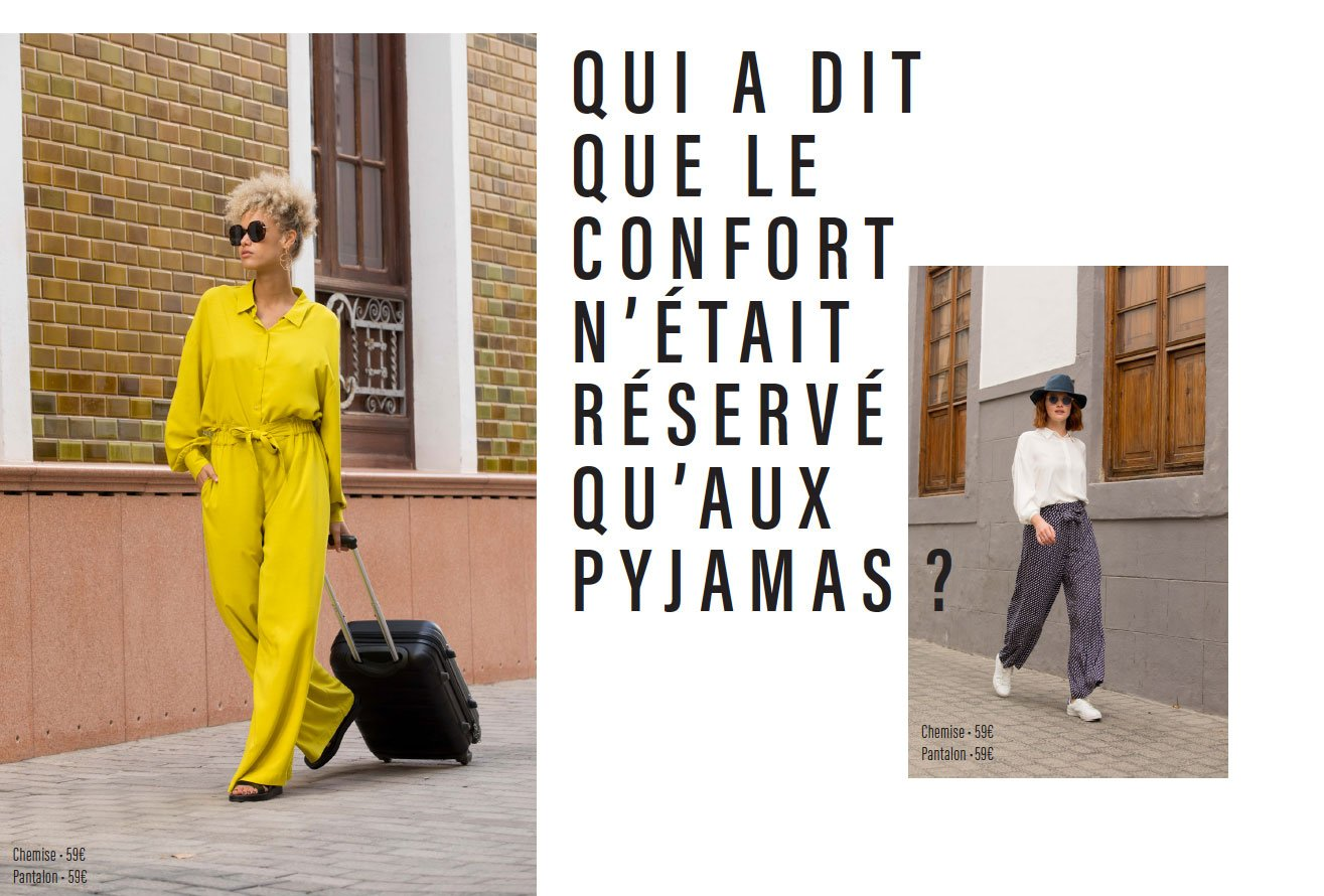 Lookbook Printemps-été 2020 Princesse tam.tam