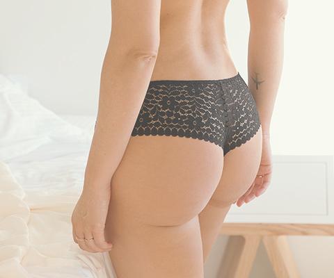 Bas de lingerie pour chaque morphologie