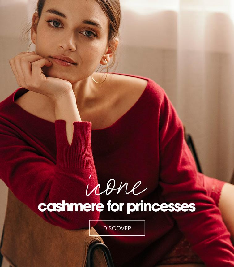 Icone : cashmere for princesses