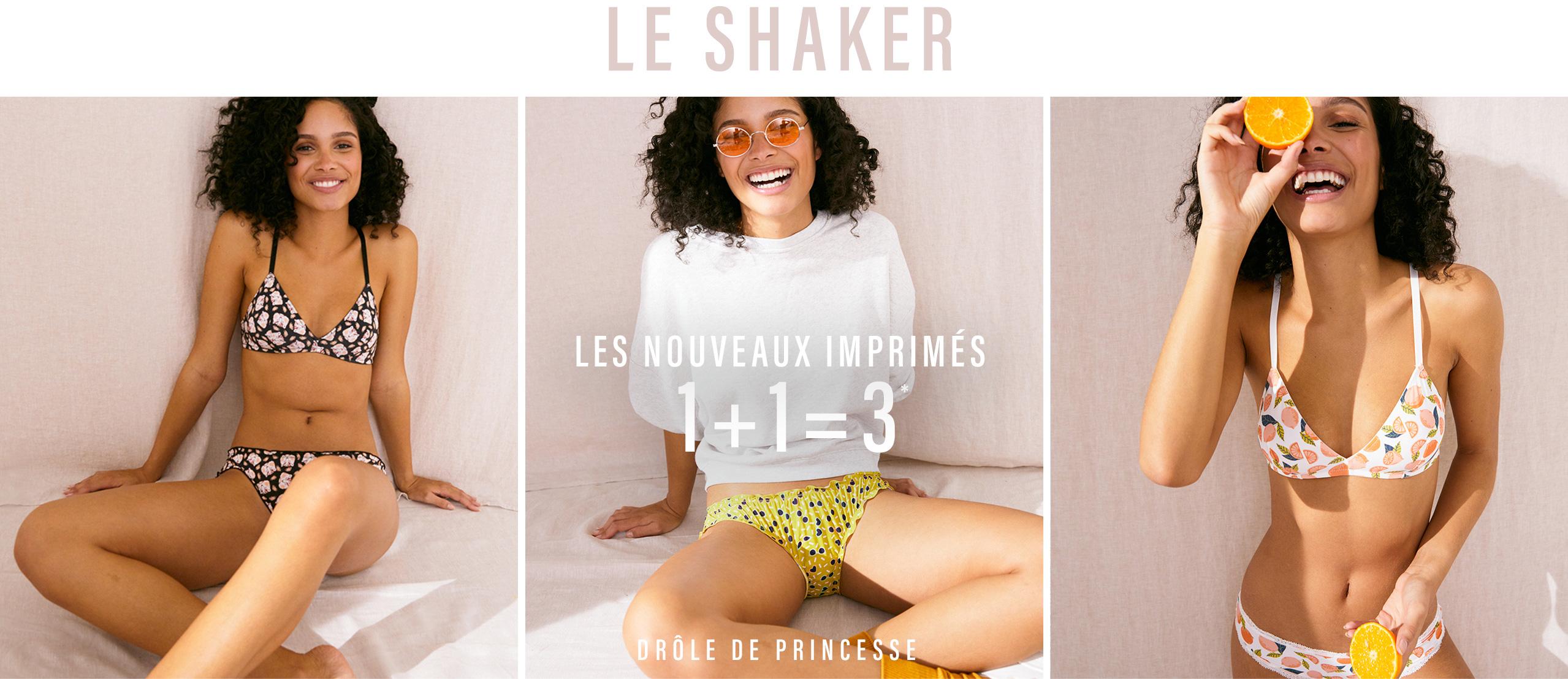 Le shaker des princesses : 1+1=3*