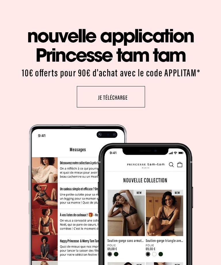 Téléchargez notre nouvelle application mobile !