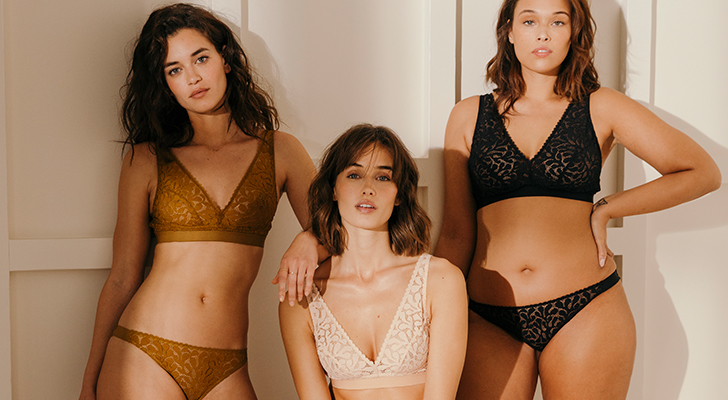 Oisive, lace for modern girls