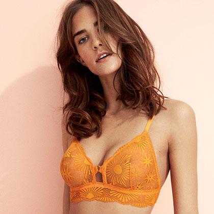 soft cup bras