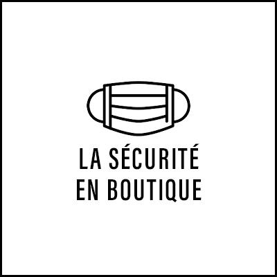 La sécurité en boutique