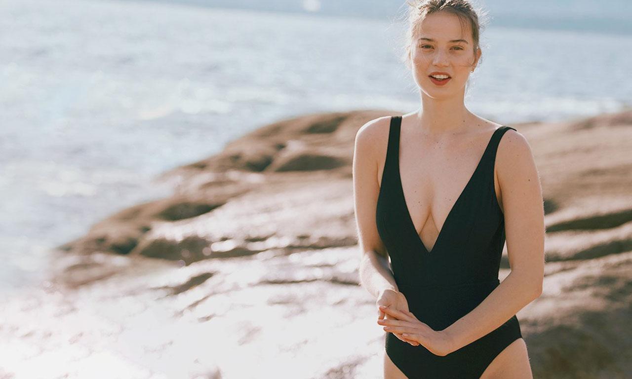 Swimwear size guide