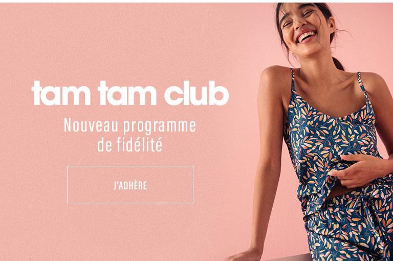 Tam tam club : nouveau programme de fidélité
