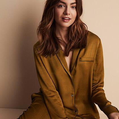 Vestes de pyjama femme
