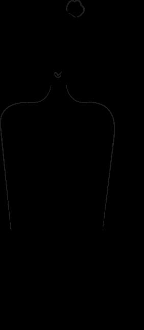 Maillot de bain morphologie X, silhouette sablier