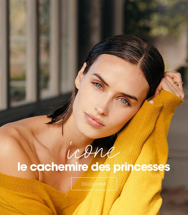 Icone : le cachemire des princesses