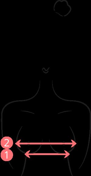 Guide taille soutien-gorge