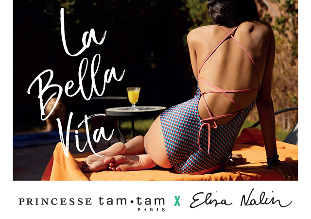 coming soon : Princesse tam.tam x Elisa Nalin