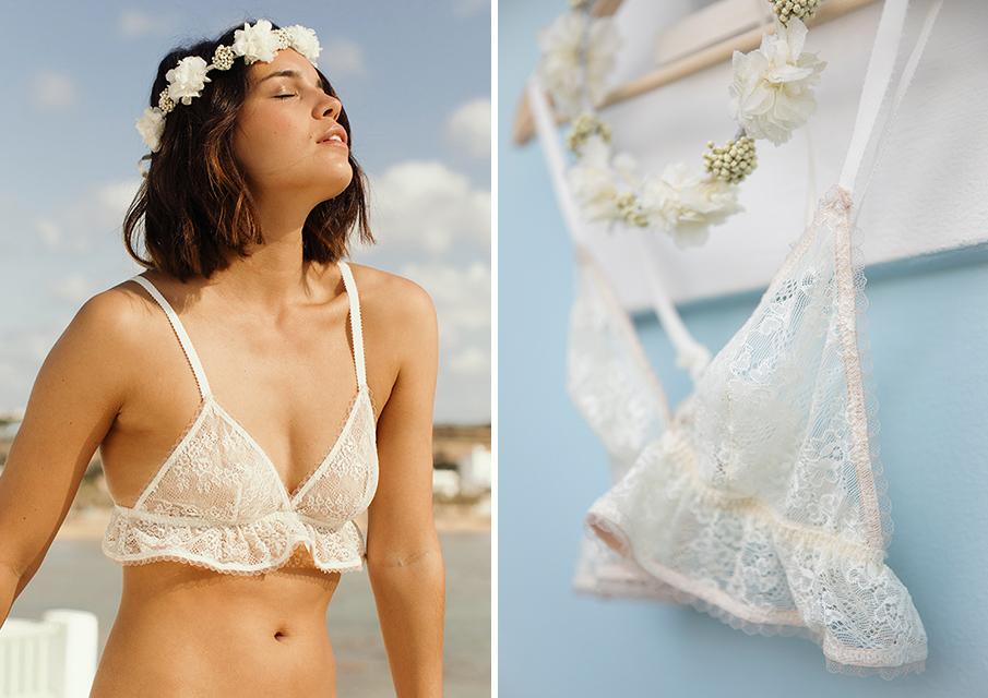 Discover the bridal collection Princesse tam.tam