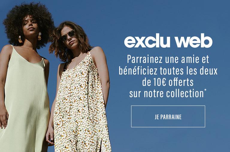 Exclu Web : Parrainez une amie !