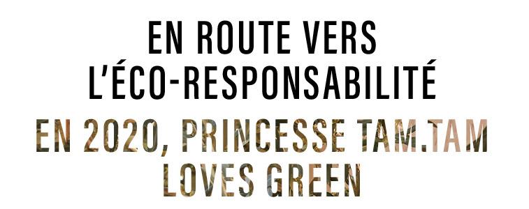 En route vers l'éco-responsabilité