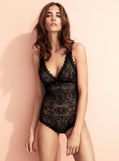 Body femme LOVE