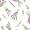 Ruffle brief Ivory lavender TAKE AWAY