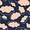 Culotte taille basse Nuage bleu marine TAKE AWAY